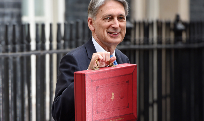 Budget 2017 - Philip Hammond