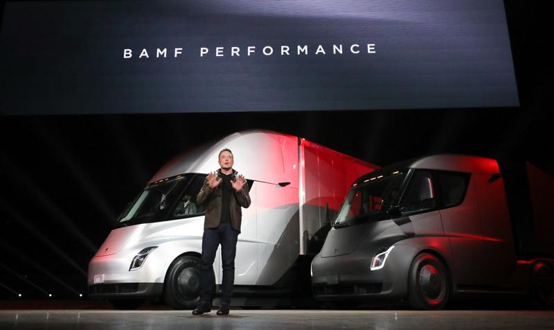 Is the tesla semi on the radar of uk logistics firms for Tesla motors careers login