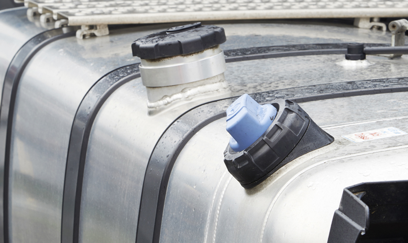 AdBlue tank