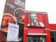KFC closed restaurant