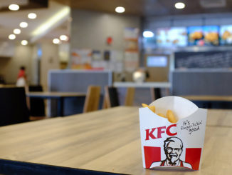 KFC and DHL Supply Chain