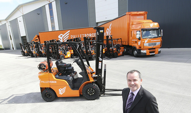 Palletforce launches asia shipping service motor transport for Motor cargo freight company