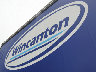 Wincanton logo on truck