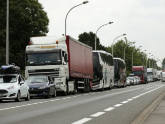 Calais strike 2015