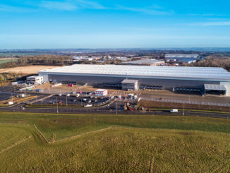 Yusen Prologis Park Wellingborough West