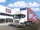 B&M Retail truck