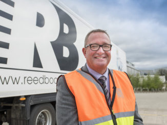 Graeme Richardson. MD of transport, Reed Bordall