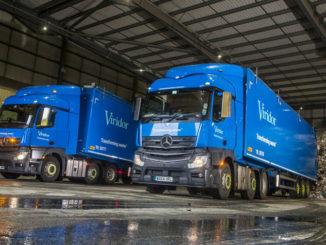 Viridor trucks
