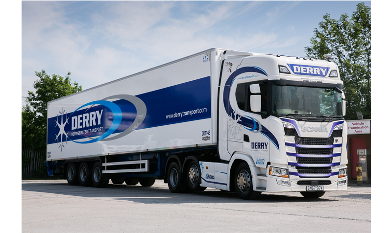 Derry Refrigerated Transport