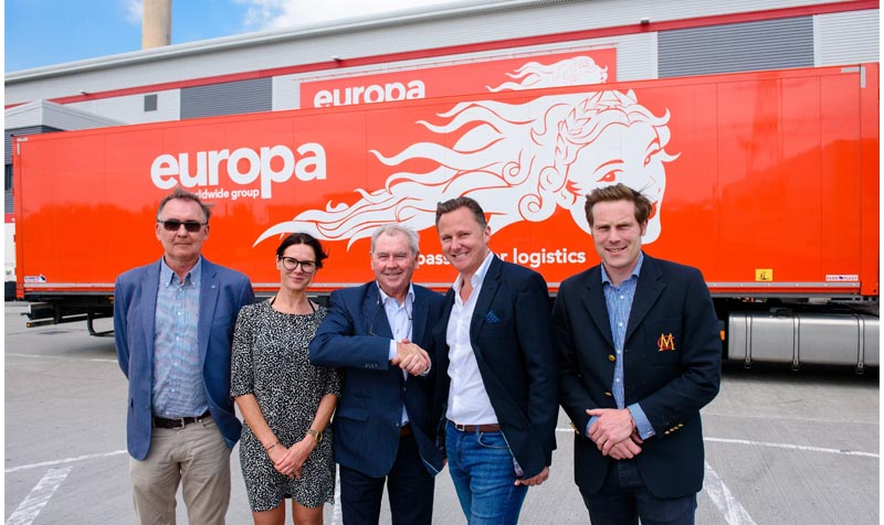 Europa buys Continental Cargo Carriers