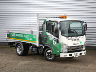 Isuzu Grafter Green launch