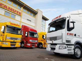 Canute Haulage Group fleet