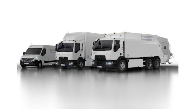 Renault ZE range
