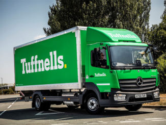 Tuffnells new livery
