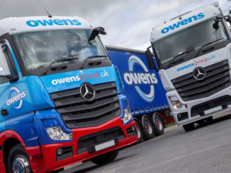 Owens Group Vehicles