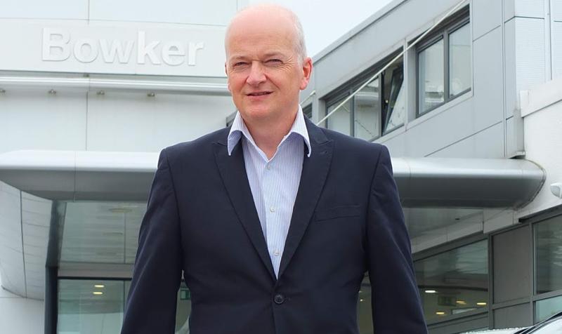 Andrew Gee, CFO
