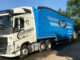 J Dickinson Transport truck