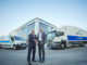 Mike Stephenson MD for ILG and Andy Fitt MD for Yusen Logistics UK -