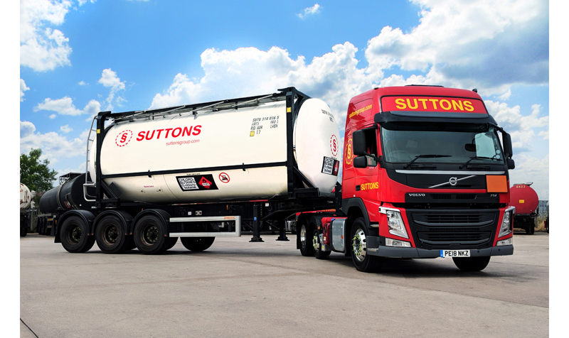 New branded cab Suttons