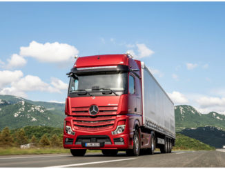 Actros 2018