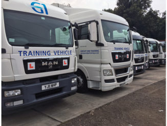 Group One LGV training and EP Training