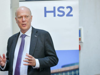 HS2, Chris Grayling