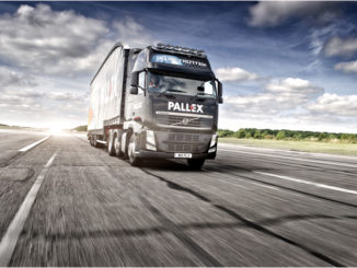 Pall-Ex truck