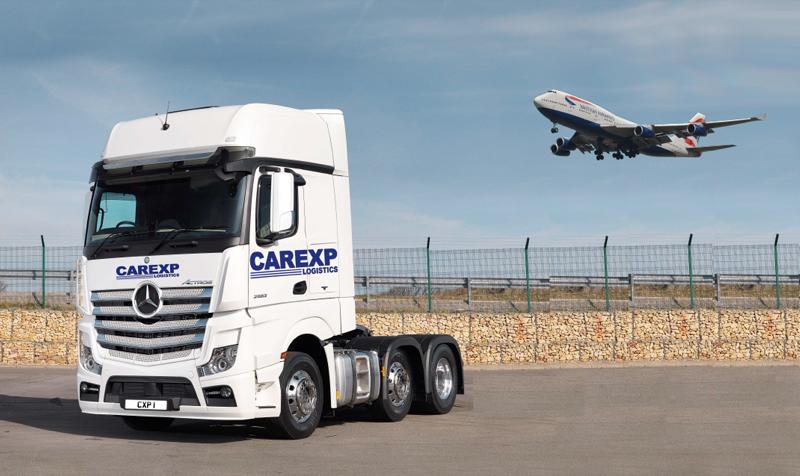 CAREXP Logistics