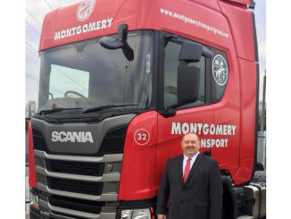 Richard Preston, Montgomery Transport