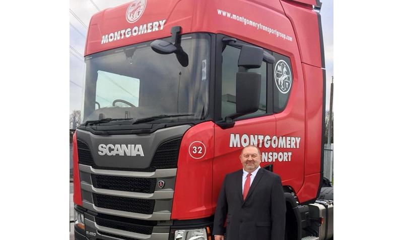 Richard Preston, Montgomery Transport