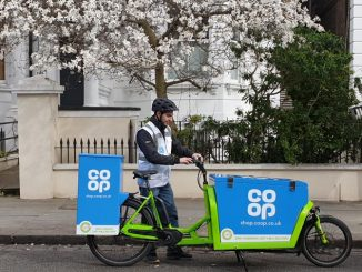 Co-op e-cargo bike
