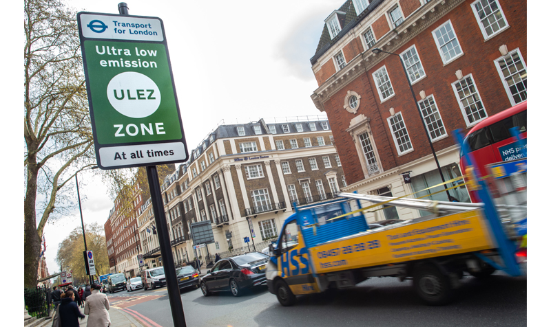 london introduces emission based tariffs - 800×476