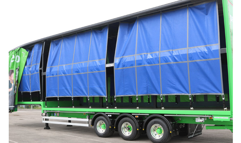 Cartwright Pets at Home double deck trailers