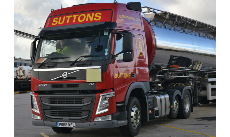 Suttons Tankers