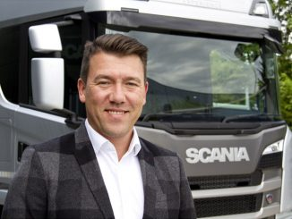 Paul Smith, Scania