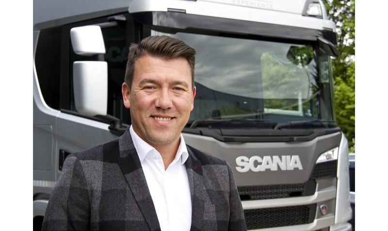 Paul Smith, Scania