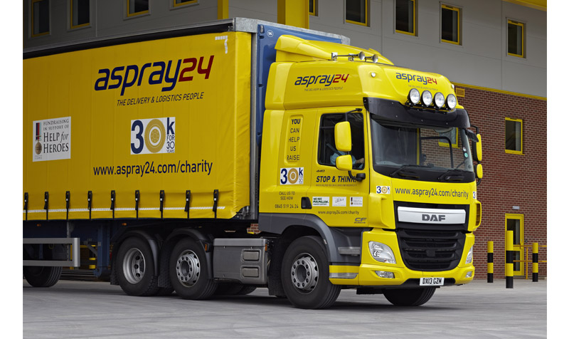 Aspray Transport