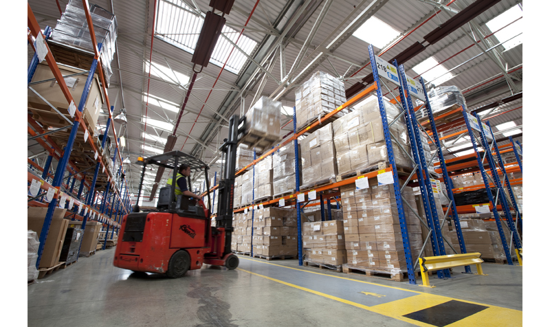 VAST warehouse