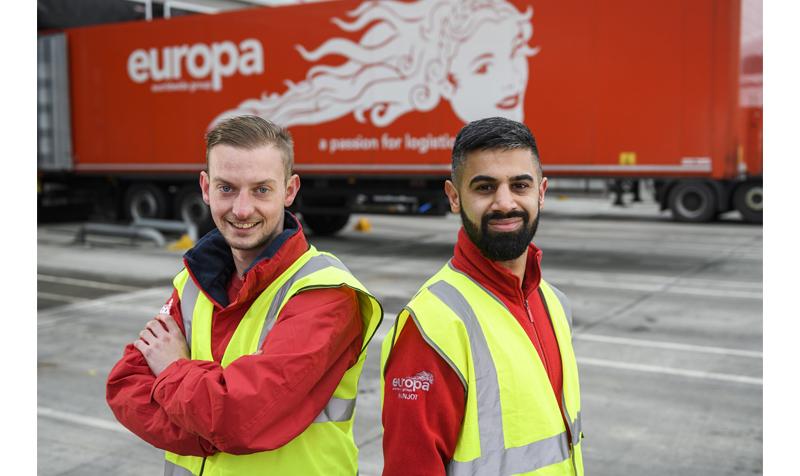 Europa apprentices