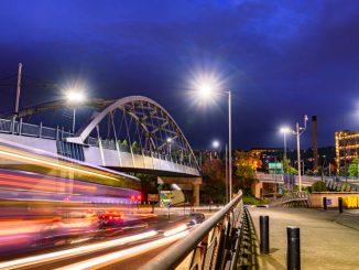 Sheffield Park Square Bridge