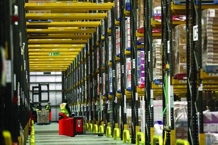 Culina Logistics warehouse